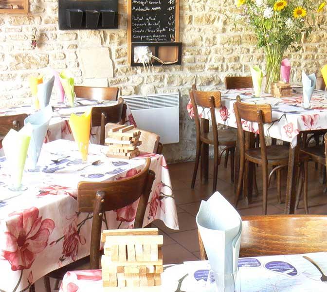 Ah !! Table.. Saint-Hilaire