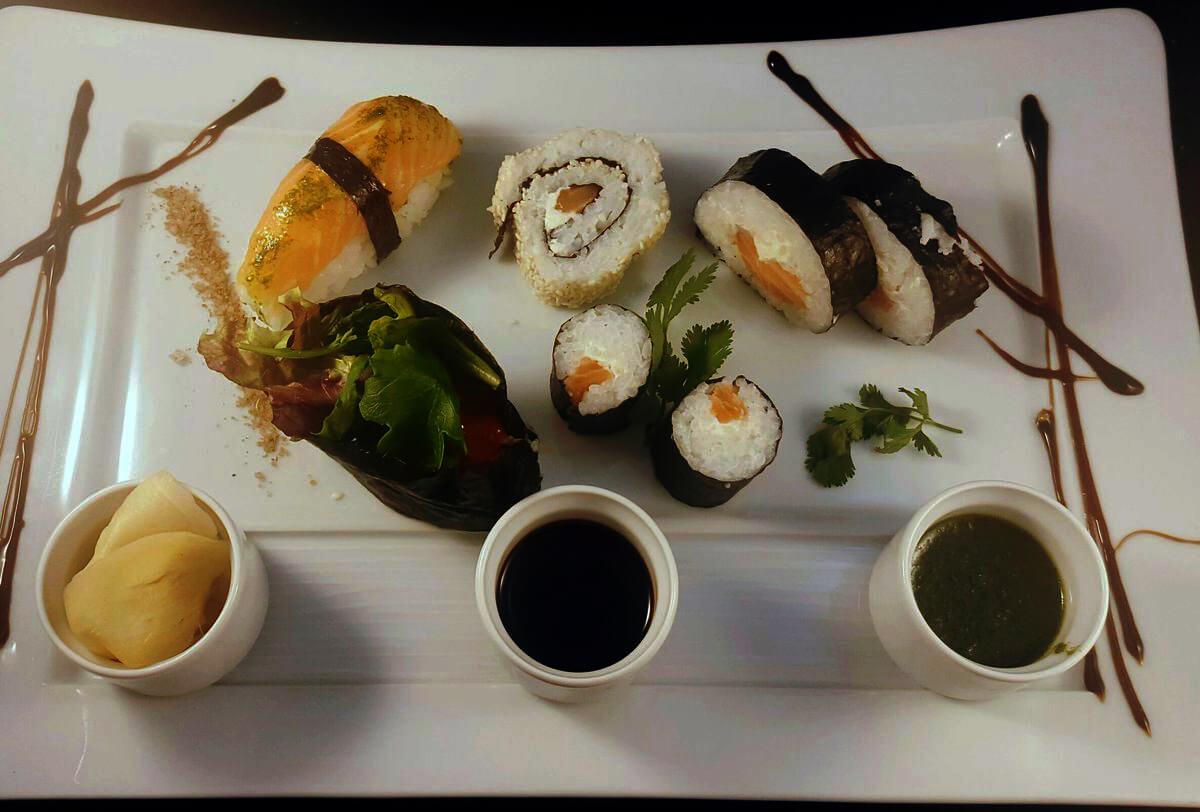 Ateliers suhi, maki et foie gras