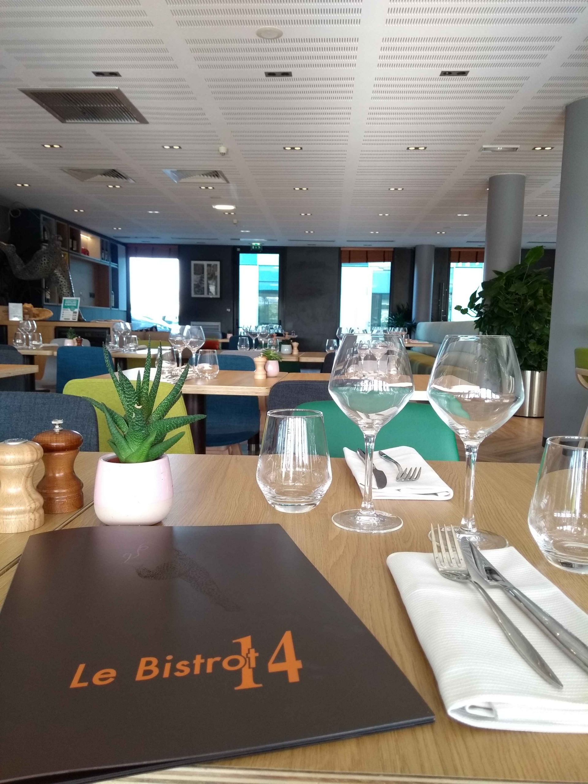 Le Bistrot 14