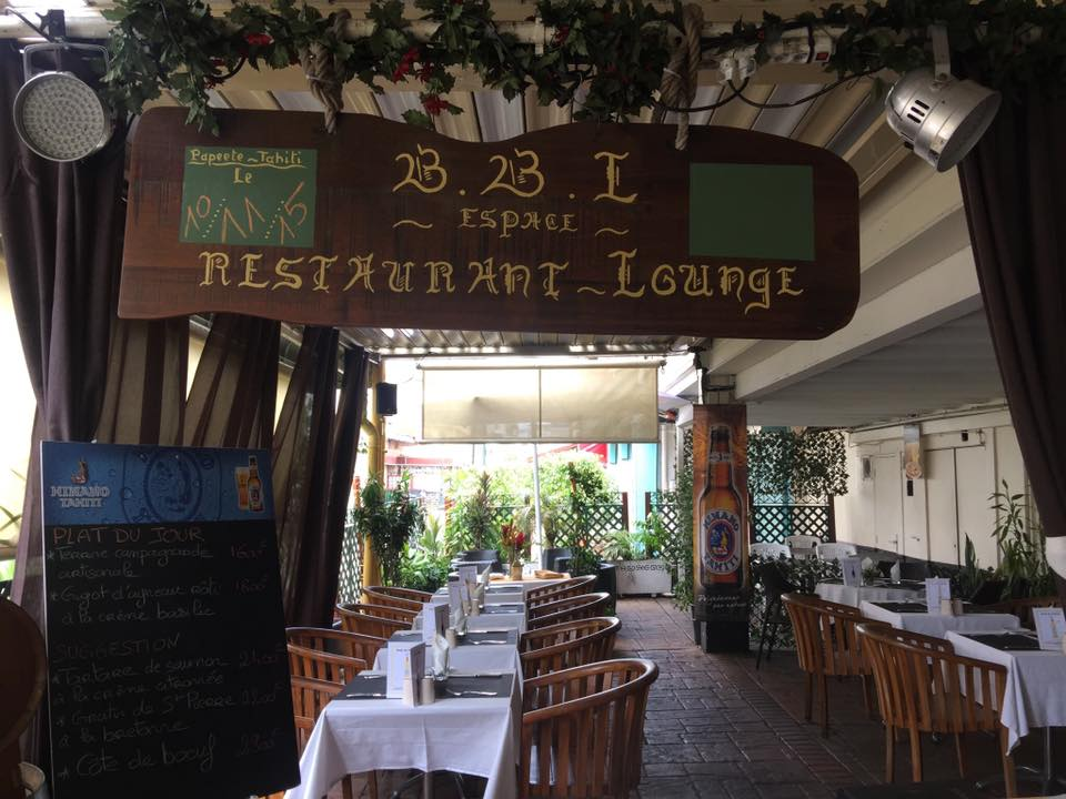 Bora Bora Lounge Tahiti
