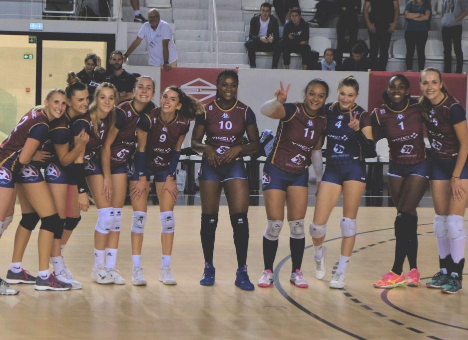 B.M.V – Les Burdis Volley-Ball Elite