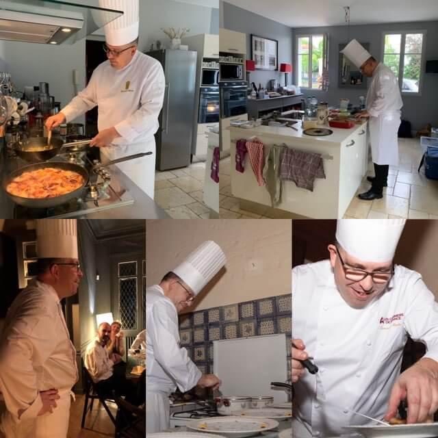 Les dîners de Léa – Chef à domicile