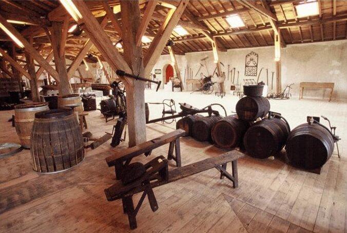 Musée du Vin et de la Vigne